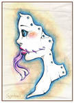 Mascarade - Porcelaine by EmilieDionne