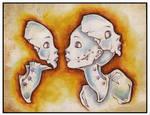 Mascarade - Twin Dolls by EmilieDionne