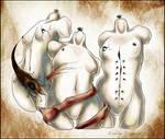Desincarnations by EmilieDionne