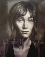Self Portrait by EmilieDionne