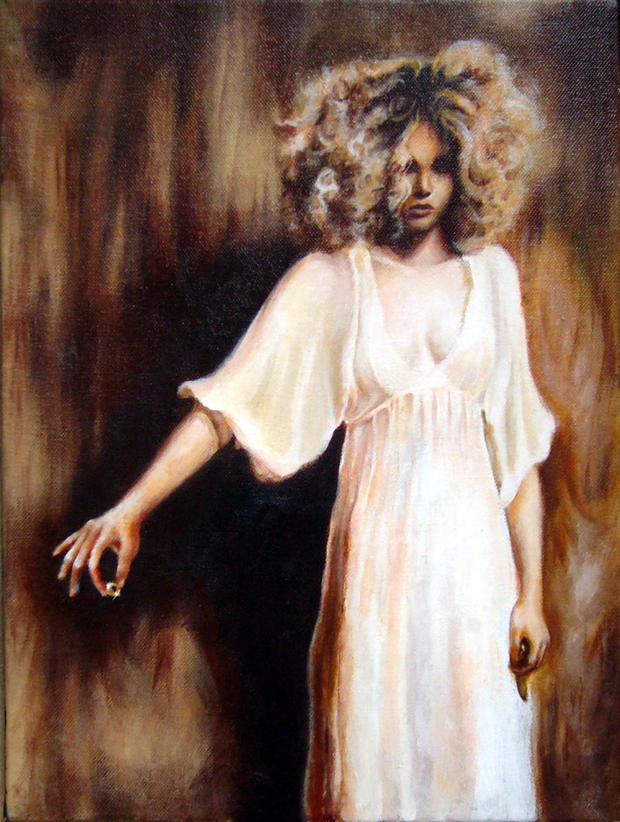 The Fallen Bride II by EmilieDionne