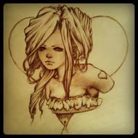 Heartache by EmilieDionne
