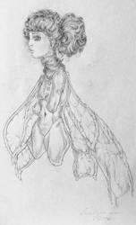 Partial Creature I by EmilieDionne