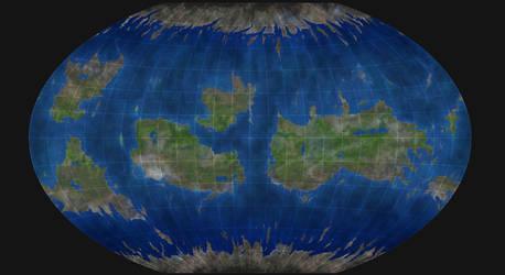 Ekspia World Map