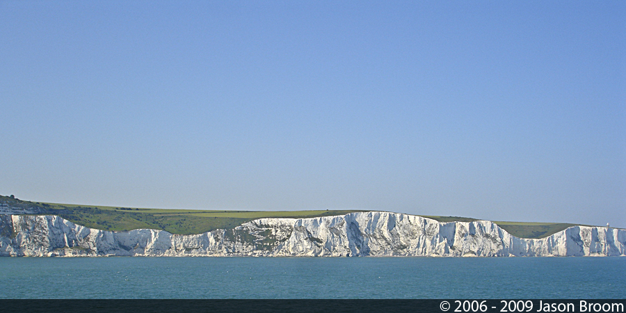 Cliffs of Dover by cjbroom