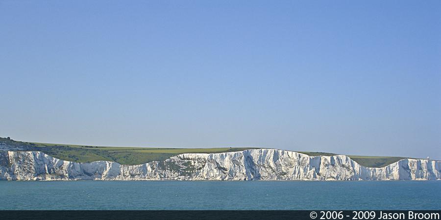 Cliffs of Dover by cjbroom