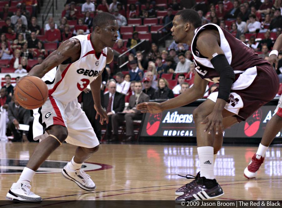 UGA Mens' Basketball I by cjbroom