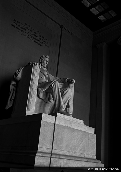 Abe by cjbroom