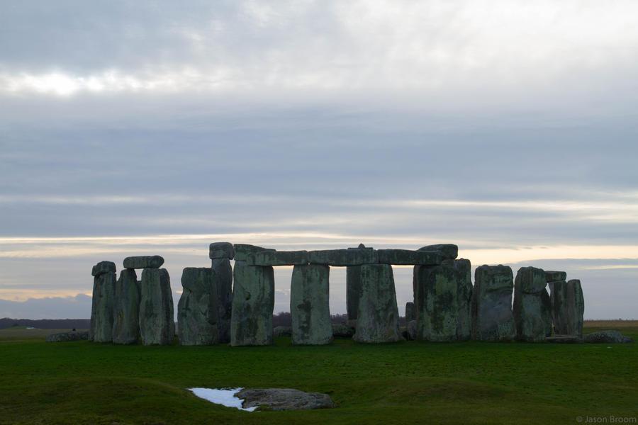 Stonehenge by cjbroom
