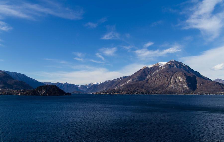 Lake Como by cjbroom