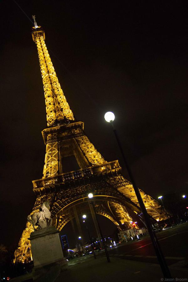 Tour Eiffel by cjbroom