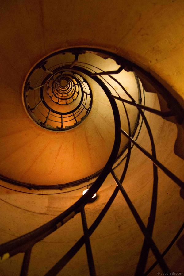 Spiral de Triomphe by cjbroom