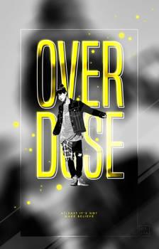 Overdose | Wattpad Cover