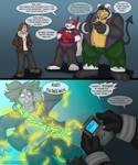 Pokemon Gang Initiation 1/4 (Collab w/Lodoss-12)