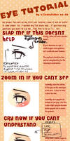Eye [ Mostly just colouring orz ] Tutorial