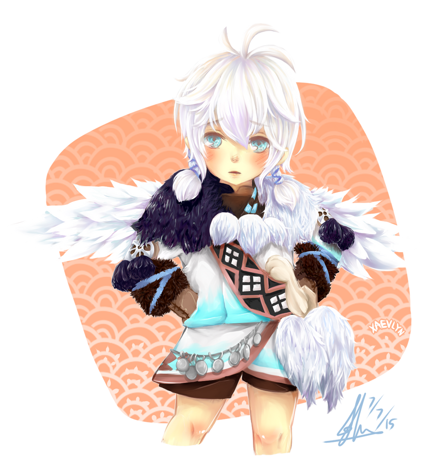 Dragon nest - Iona by xaevlyn