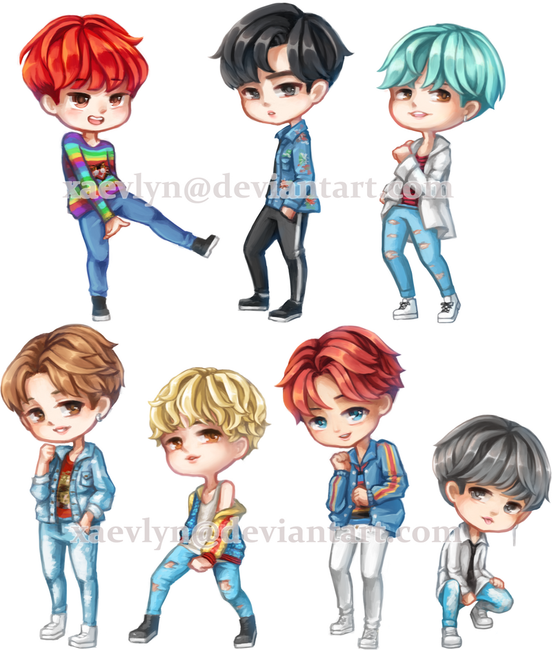 bts dna chibi by xaevlyn on deviantart clipart clothes free clipart clothes outlines