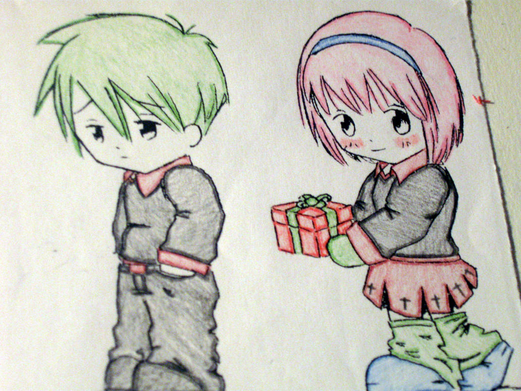 Boy And Girl Love Sketch Wallpaper : Sad boy with Girl by Juliiena on DeviantArt