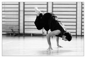 .capoeira I. by mudri