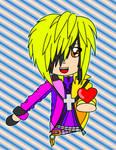 Chibi Haru by 1Gaaralover