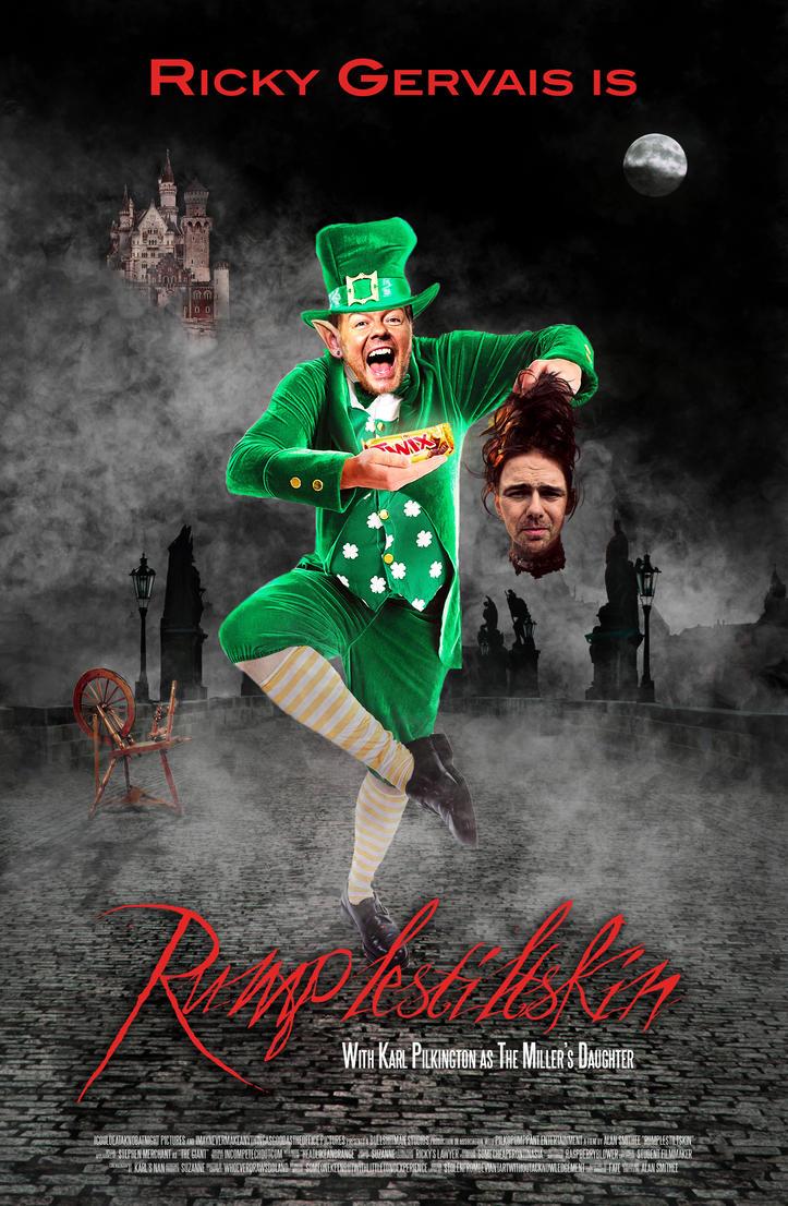 Rumplestiltskin - The Movie! by 10Sephirot