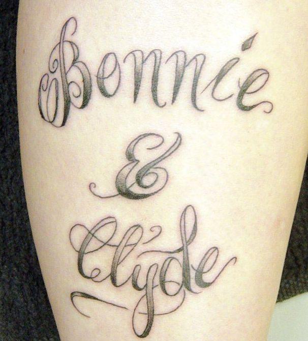 Signature tattoo