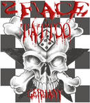 New 2Face Tattoo Logo by 2Face-Tattoo