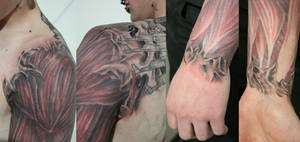 Tattoo Muskle Skin