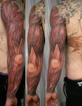 Muscle Armsleeve TaT