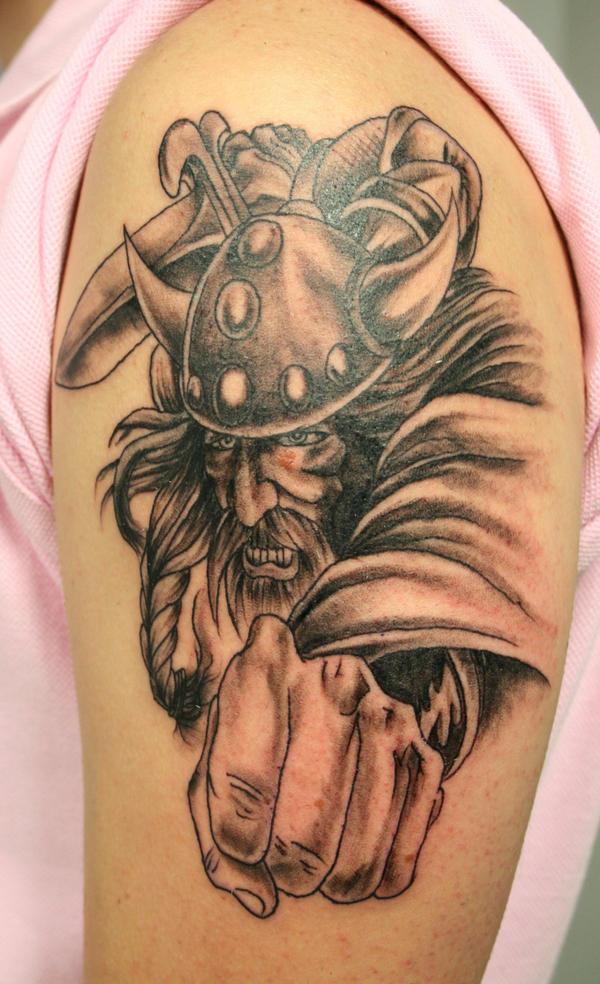 Татуировки викингов: значение тату, 28 фото, эскизы