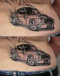 ready car Mustang  TaT