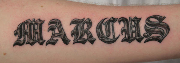 tattoo lettering tattoo lettering old english lettering