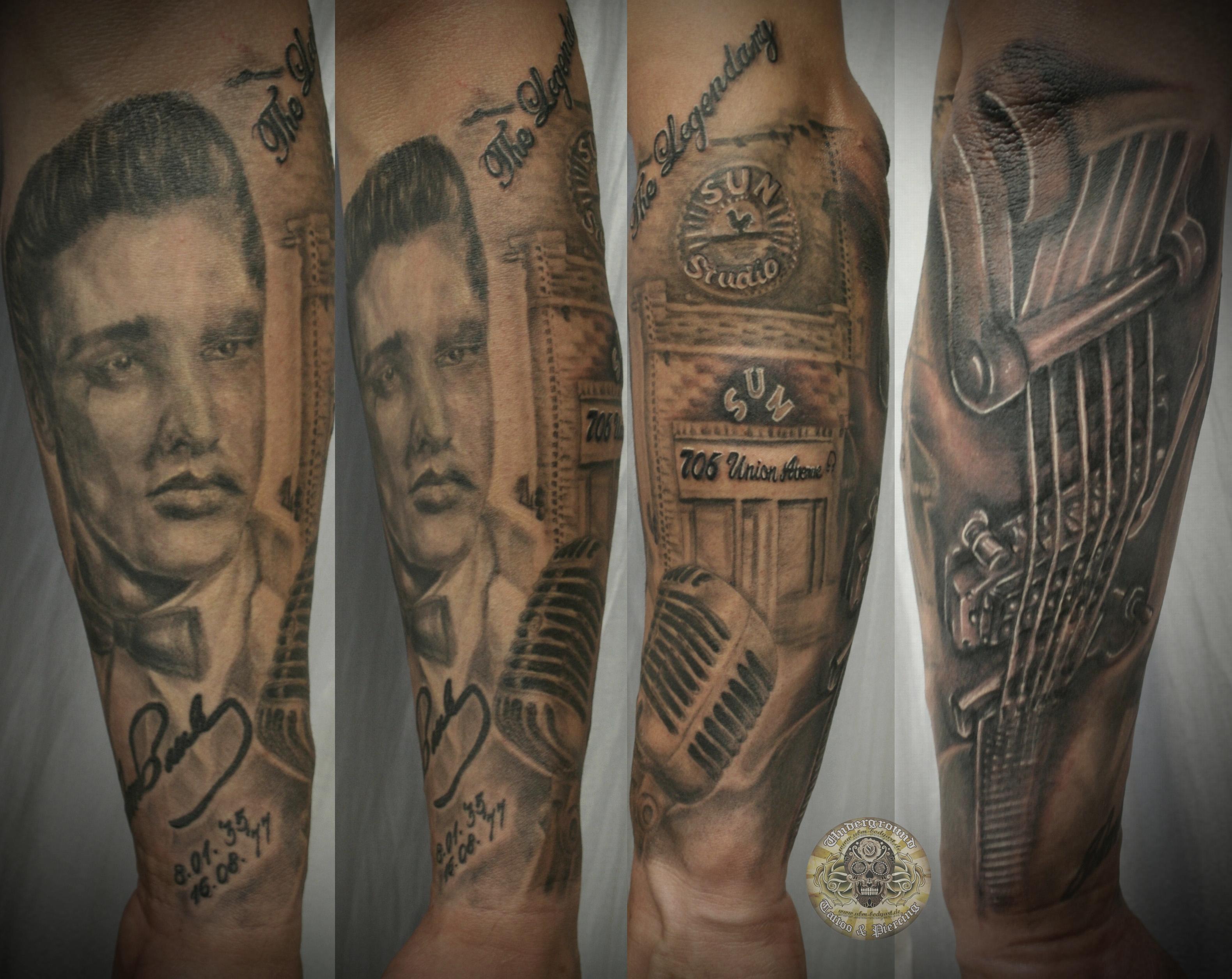 Tribal Sun Tattoos Inception