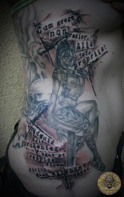 Tattoo design by cha-illustration on DeviantArt | Aries
