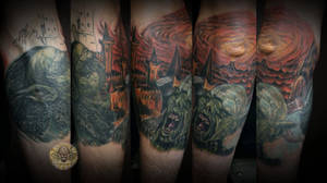 lord of the rings sleeve 2 tat