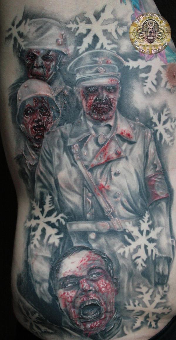 dead snow movie tattoo
