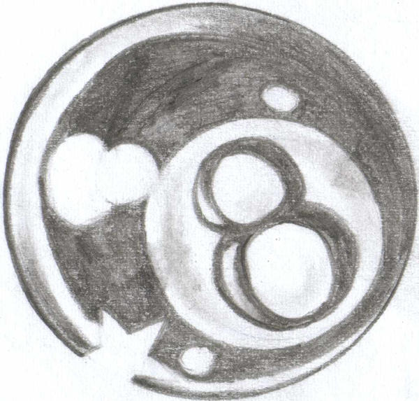 tattooflash 8 ball by 2face tattoo on deviantart. Black Bedroom Furniture Sets. Home Design Ideas