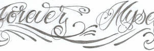 Tattooflash Lettering Chicano