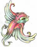 Tattooflash Swallow Devil