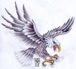 Tattooflash Eagle