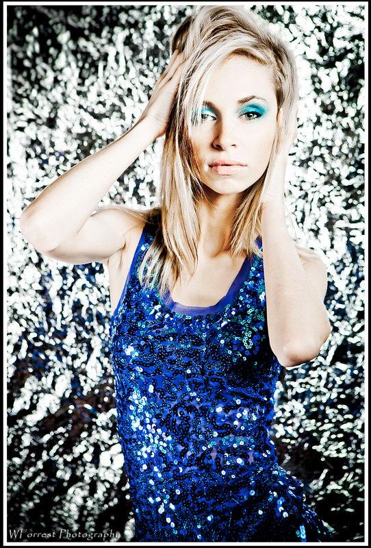 Blue Girl by Brittany-Dawn on DeviantArt Brittany Dawn