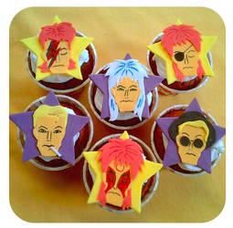 Bowie Cupcakes