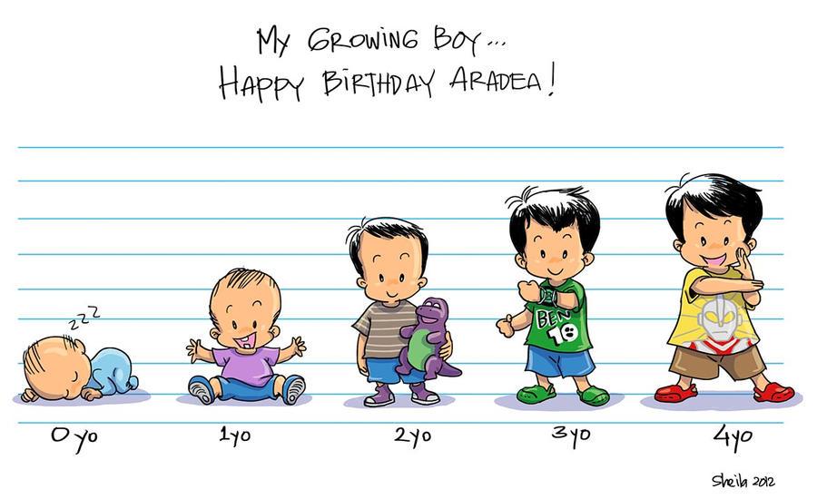 happy birthday big boy by sheilalala on deviantart