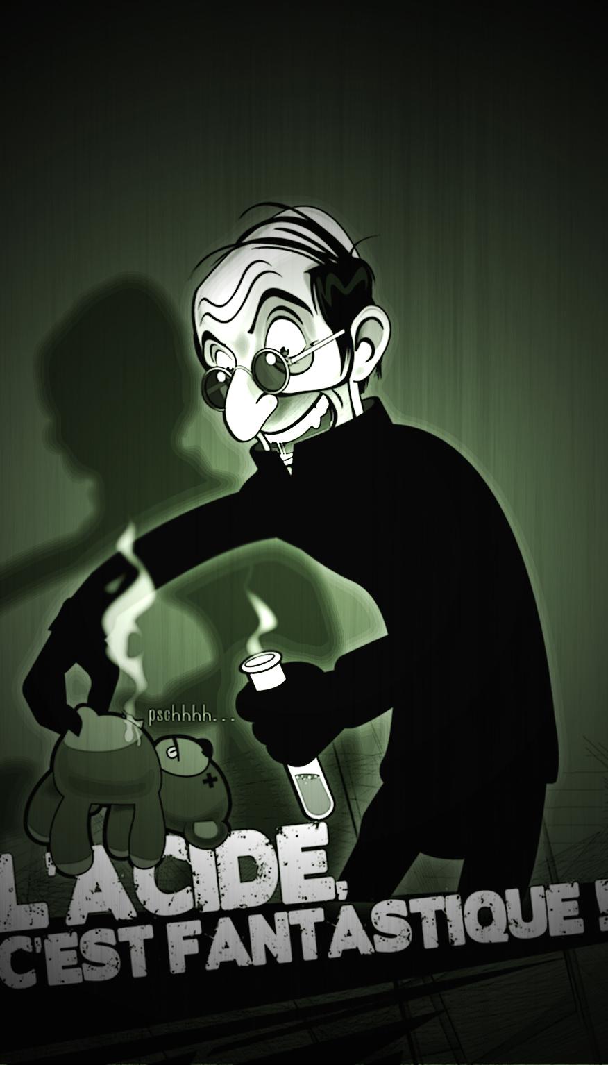 Psycho by Raphooo2014