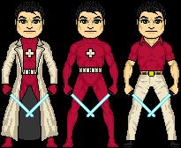 Meet Medic of X-Works by True-BackLash