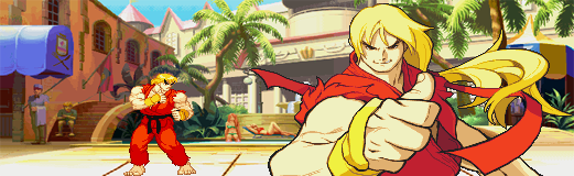 The Suite Life of Ken Masters by True-BackLash