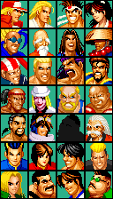 Ultra Real Bout Fatal Fury Special (WIP) by True-BackLash