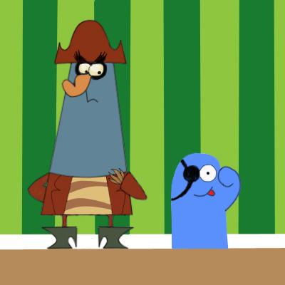Cartoon Network Pirates By Mione1 On Deviantart