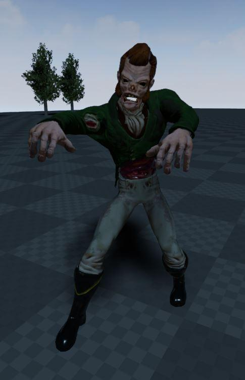 Zombie Engine NearFinish by Immortal-Emperor