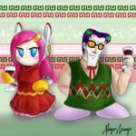 Cross-Company Christmas Do